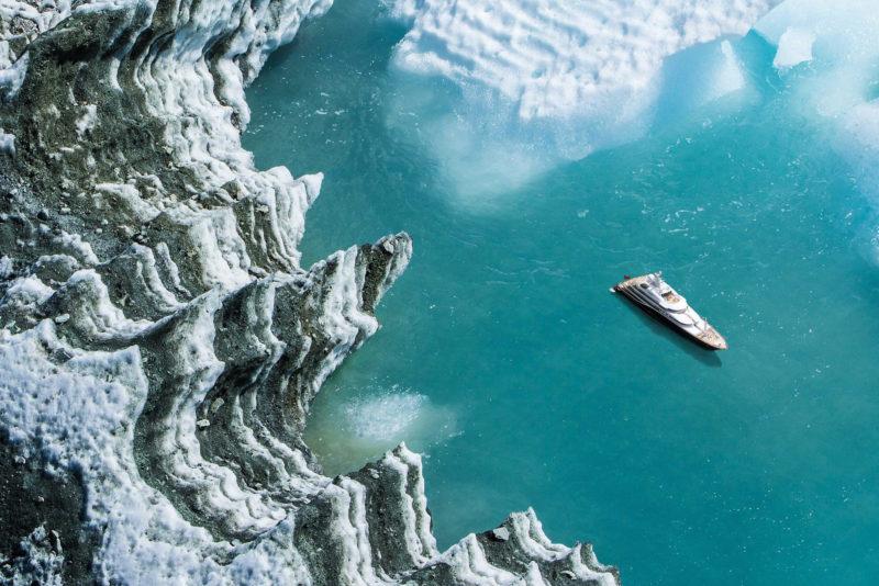 yacht science exploration