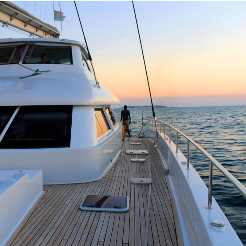 mozambique hq2 catamaran expedition