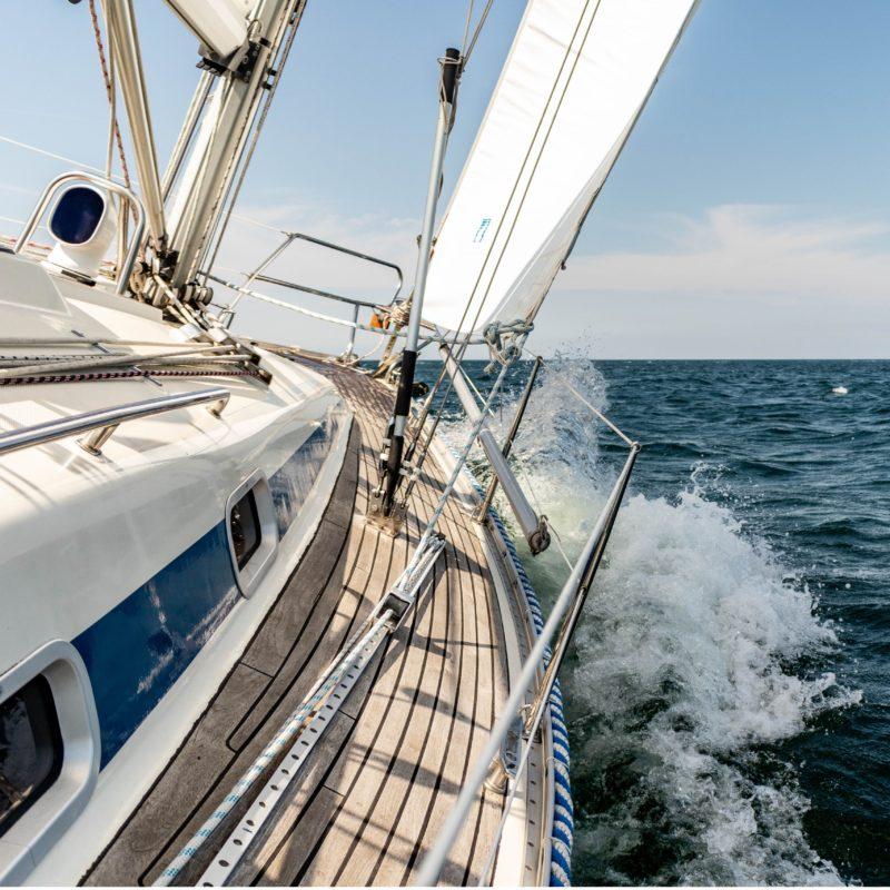 sailing yacht marine research