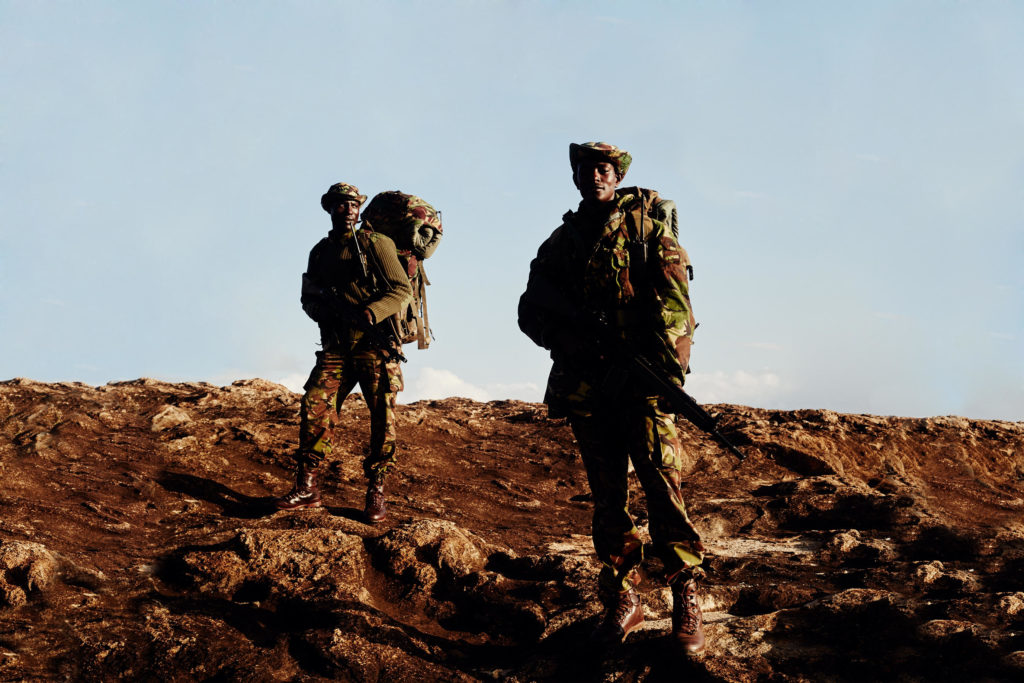borana conservancy kenya field rangers