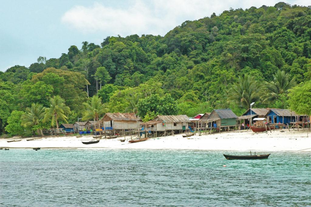 coastal community wa ale resort myanmar