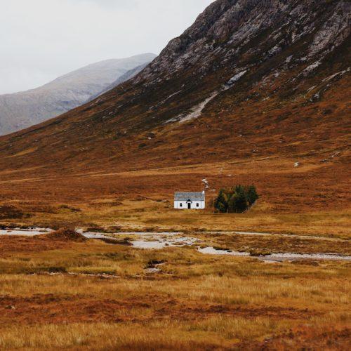 coe glen house white scotland