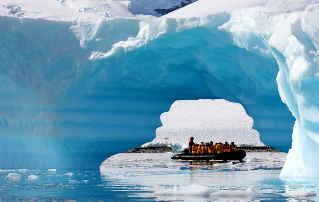 group research antarctica expedition