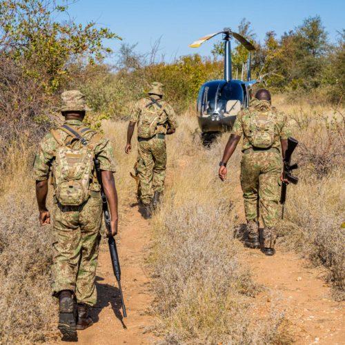 air support field ranger training